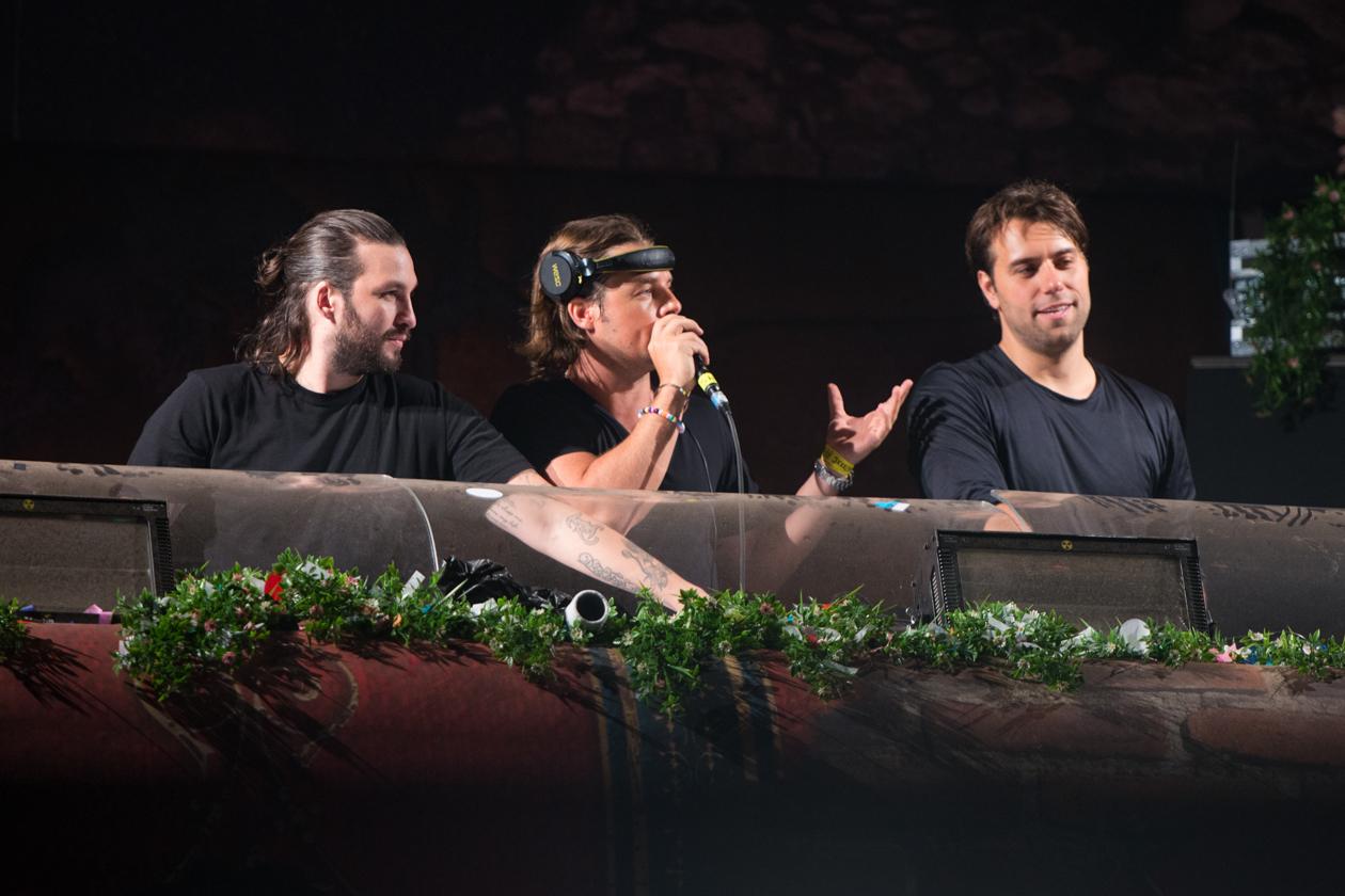 Tomorrowland Hint At Swedish House Mafia Announcement?