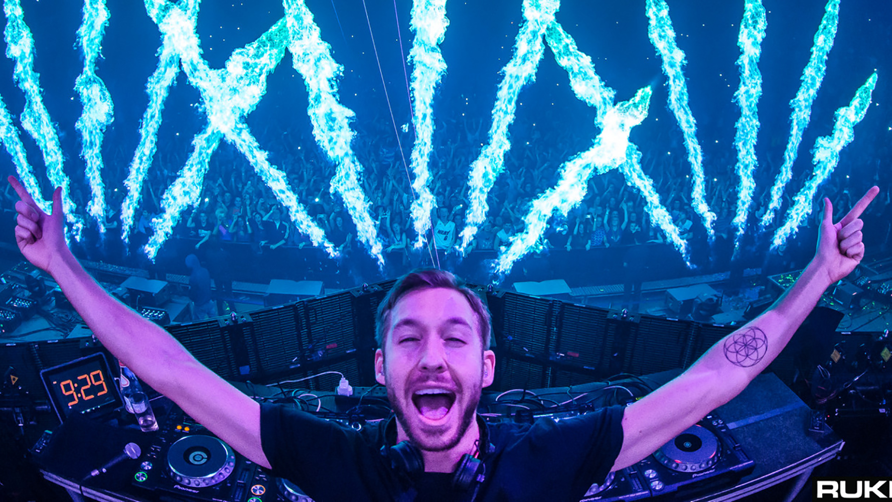 Calvin Harris Added To All Ready Stacked Creamfields Line Up!