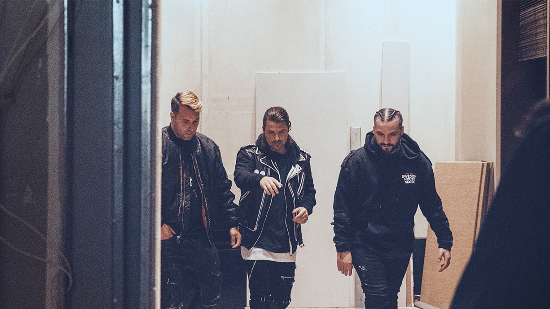 1 Year Ago Today: Swedish House Mafia Returned!