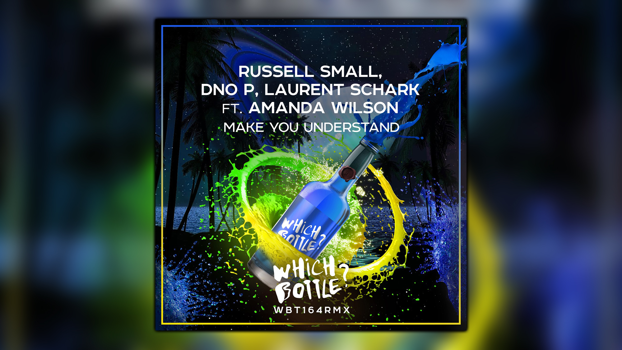Russell Small, DNO P, Laurent Schark & Amanda Wilson Team Up For Epic Collab!