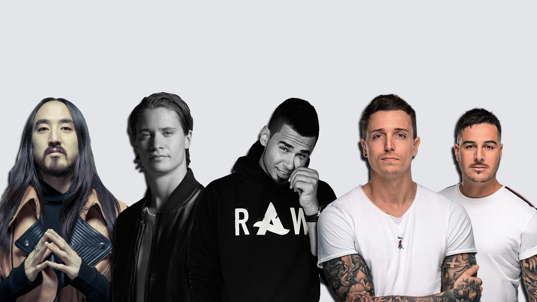 New Music Friday: Kygo, Blasterjaxx, Afrojack, Steve Aoki & More!
