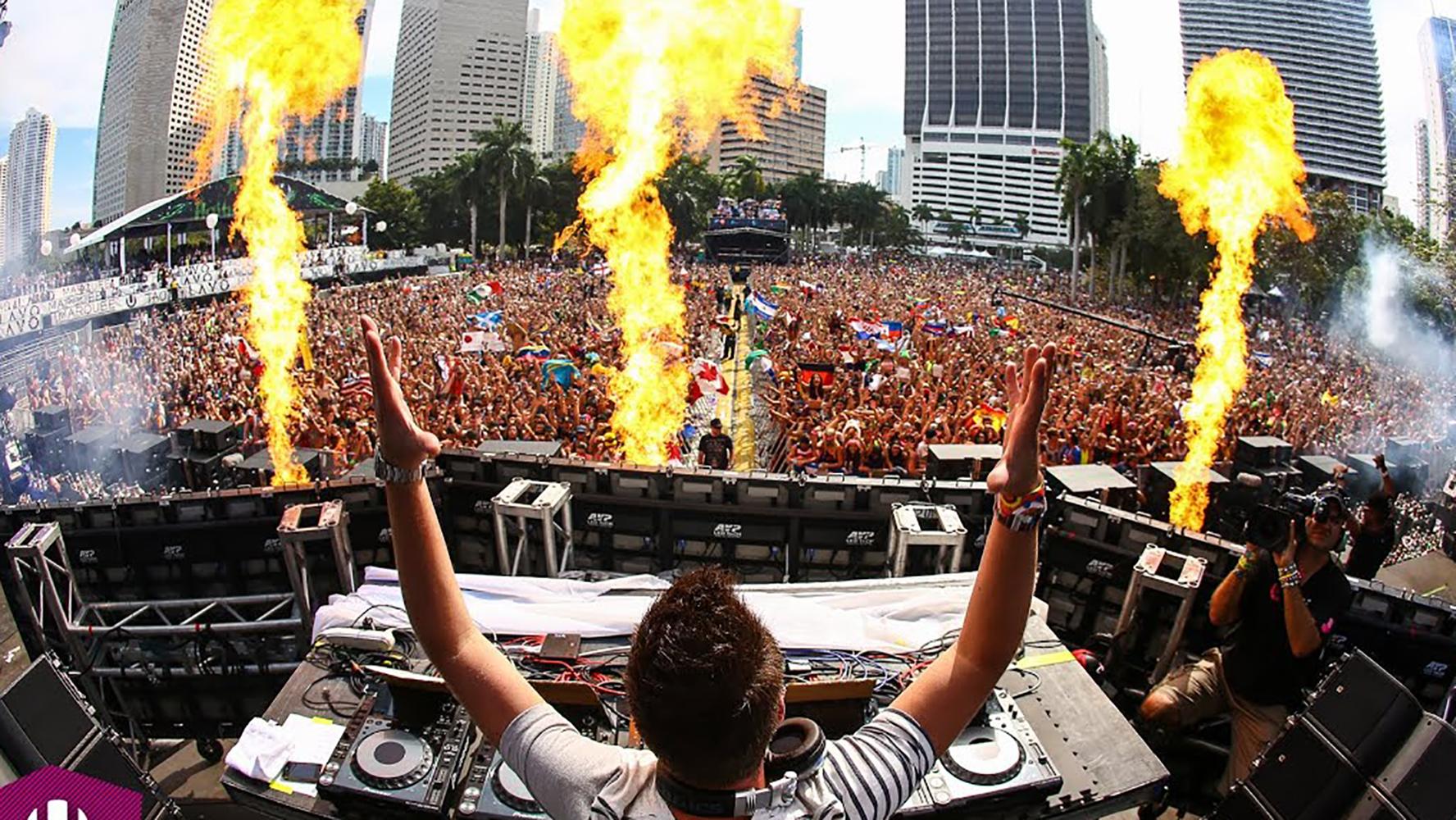 Sander Van Doorn And Firebeatz Combine For Thumping New Single 'Blowback'!