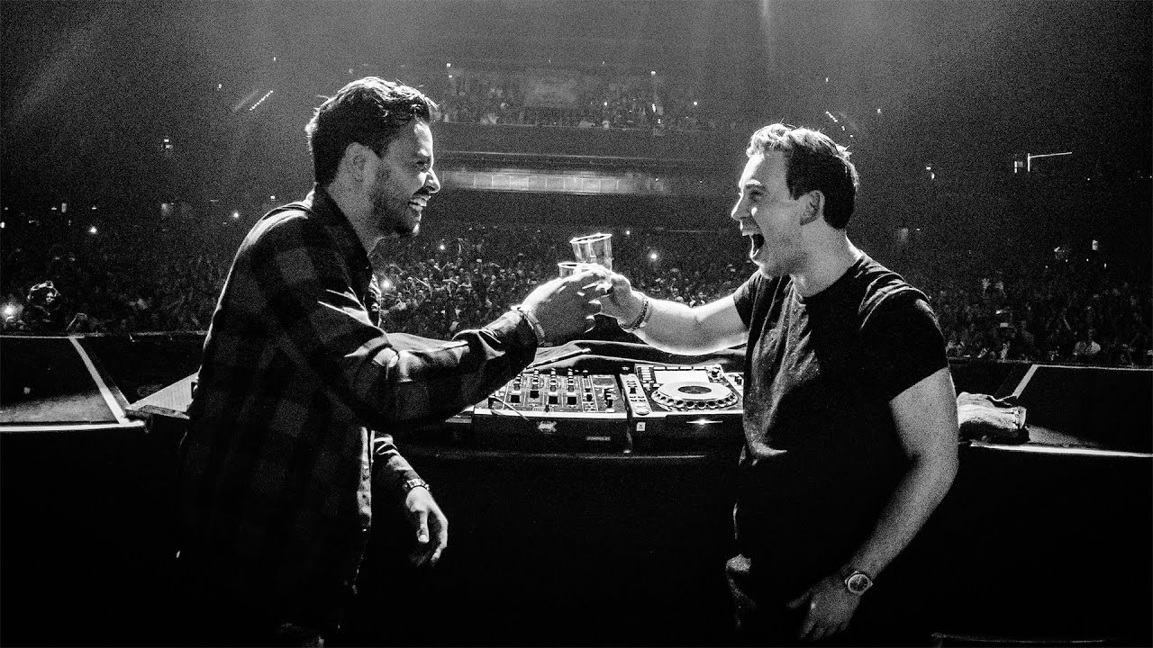 Hardwell And Quintino Present Huge Festival Anthem 'Reckless'!